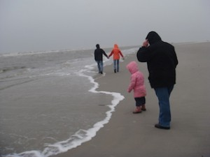 Nordsee Winter