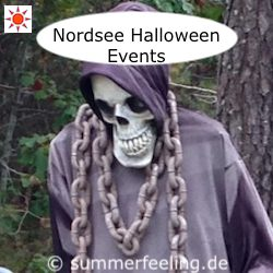 Nordsee Halloween Events