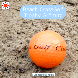 Beach CrossGolf Trophy Grömitz