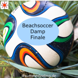 Beachsoccer Damp Finale