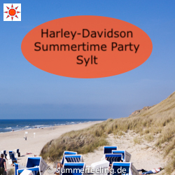 Harley-Davidson Summertime Party Sylt