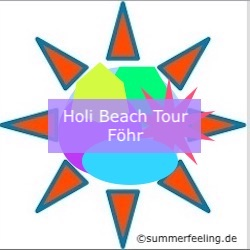 Holi Beach Tour Föhr