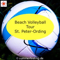 Beach Volleyball Tour St. Peter-Ording