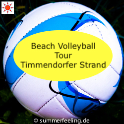 Beach Volleyball Tour Timmendorfer Strand
