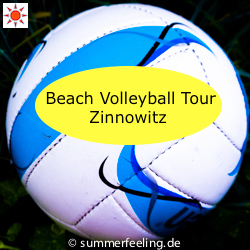 Beach Volleyball Tour Zinnowitz