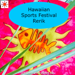 Hawaiian Sports Festival Rerik