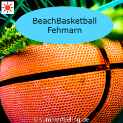 BeachBasketball Fehmarn