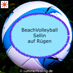 BeachVolleyball Sellin Rügen