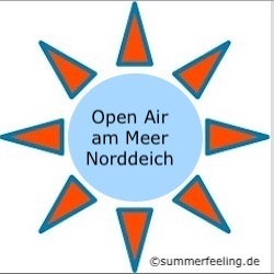 Open Air am Meer Norddeich