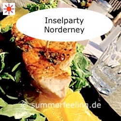 Inselparty Norderney