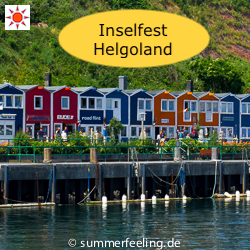 Inselfest Helgoland