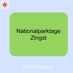 Nationalparktage Zingst
