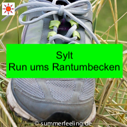 Run ums Rantumbecken